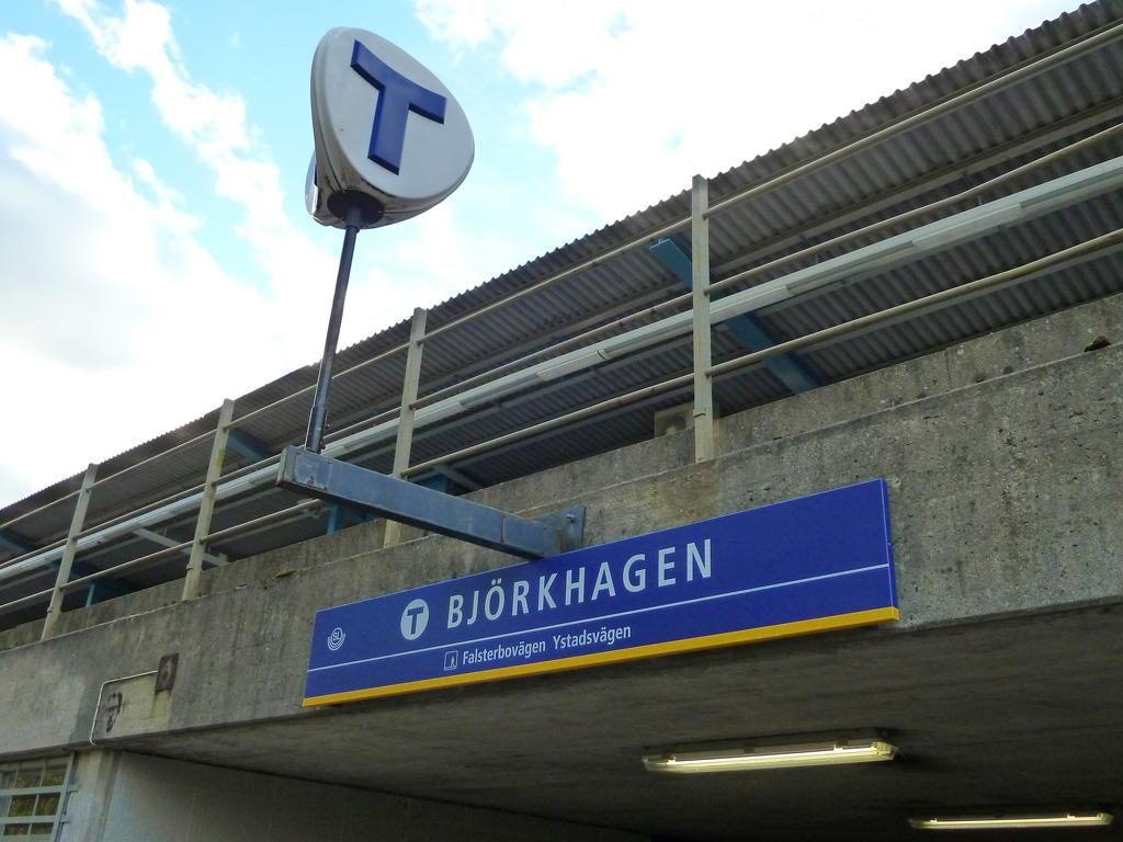 Björkhagens tunnelbana